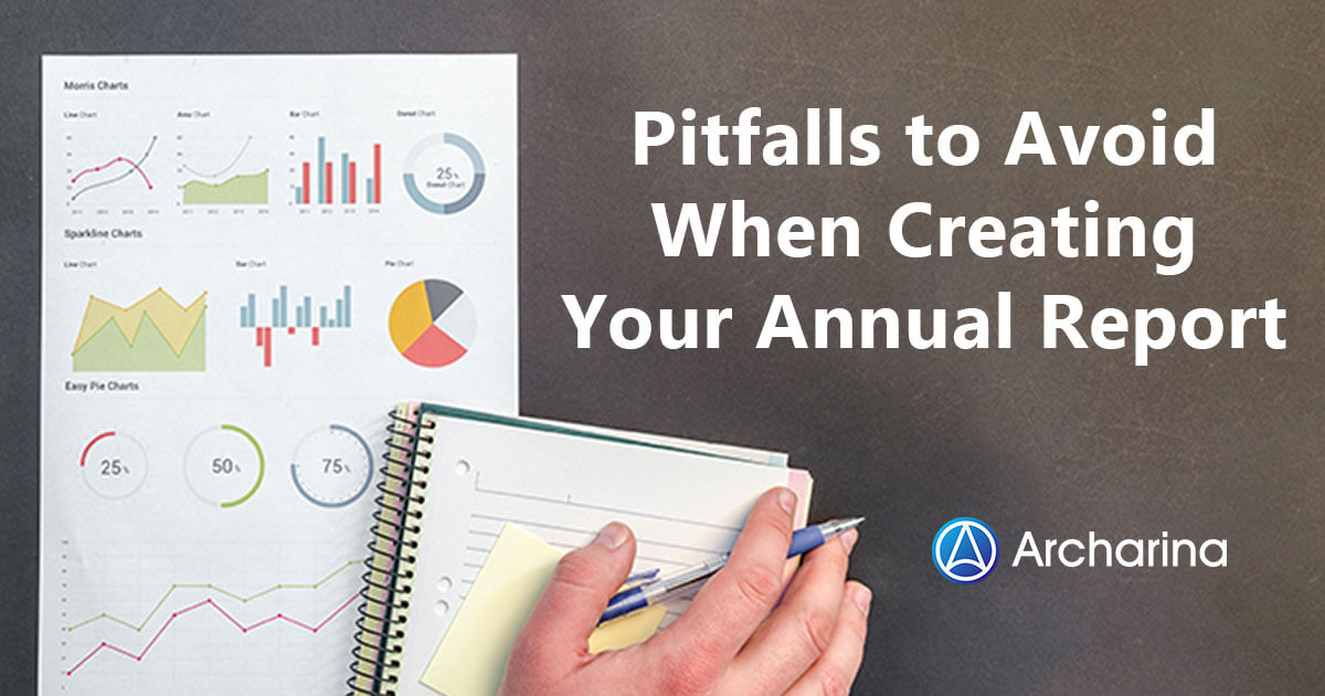 Pitfalls to Avoid When Creating Your Annual Report